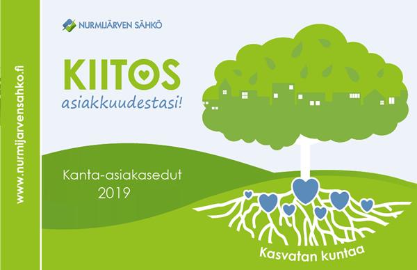 Kanta-asiakasedut 2019