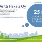 Antti Hakala Oy-huonekalualennus
