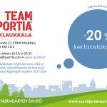 TeamSportia-alennuskuponki