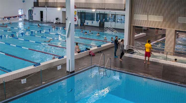 Uimahalli Rajamäki